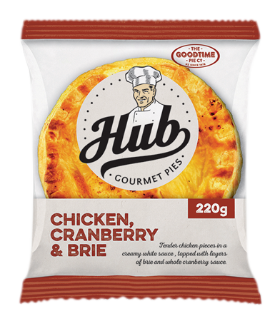 Hub Gourmet Chicken and Cranberry