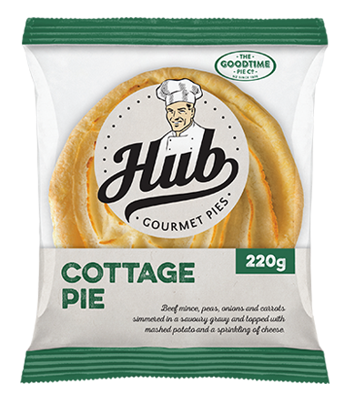 Goodtime Hub Cottage Pie 220g