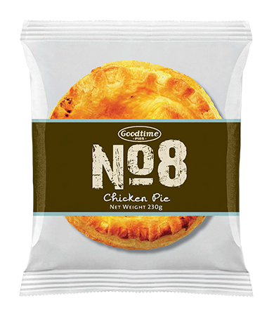Goodtime No8 Chicken Pie