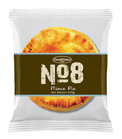 No.8 Premium Mince Pie