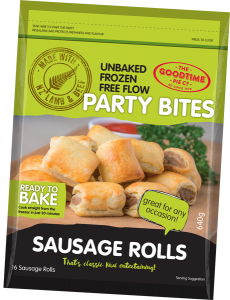 Goodtime Party Bite Sausage Rolls