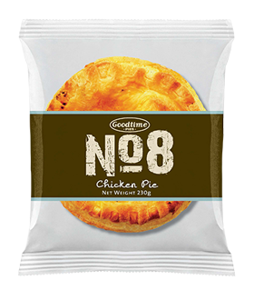 No8 Premium Chicken Pie