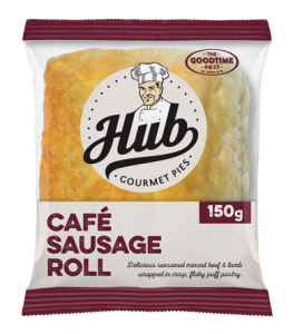 Hub Cafe Sausage Roll