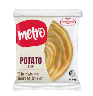 Goodtime Metro Potato Top Pie MG