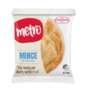 Metro Mince and Vegetable Pack