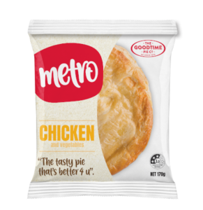 Goodtime Metro Mince & Cheese Pie Pack