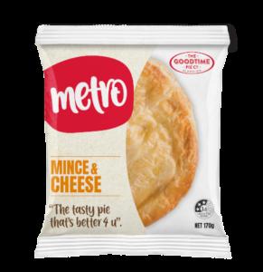 Goodtime Metro Mince & Cheese Pie PP