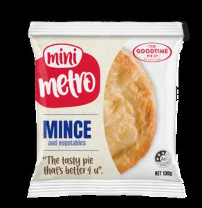 Goodtime Metro-Mini-Mince&Vegetable Pie Pack