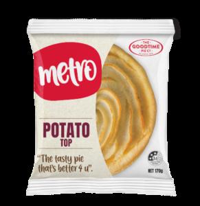 Goodtime Metro-Potato Top Pie Pack