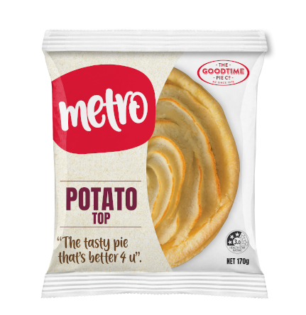 Goodtime Metro-Potato Top Pie Pack