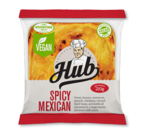 Hub Gourmet Vegan Spicy Mexican Pie Pack